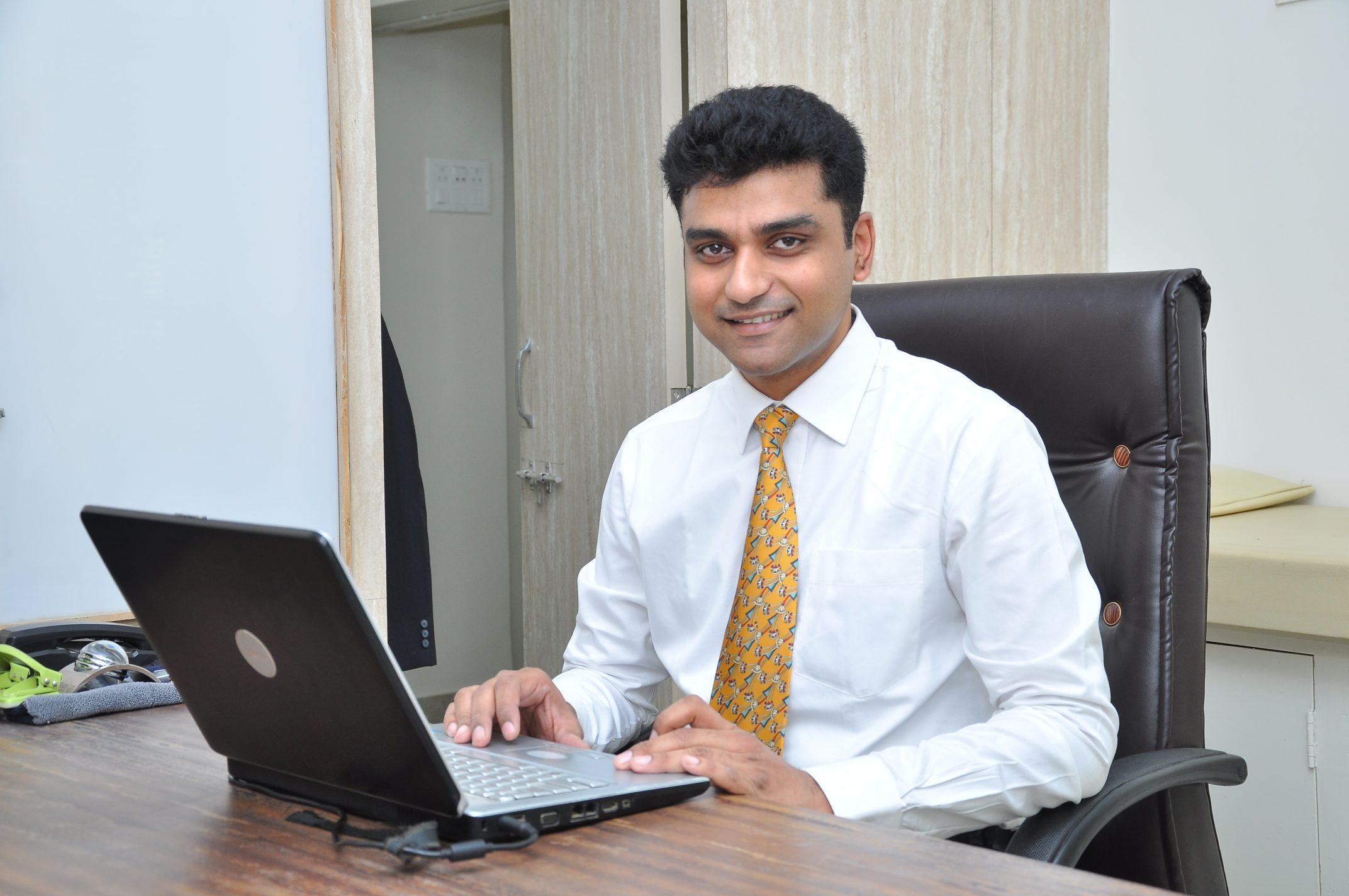 Dr. Vikram U. Deshmukh